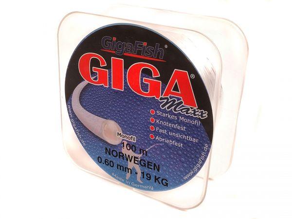 Giga Maxx Norwegen - Monofile Angelschnur