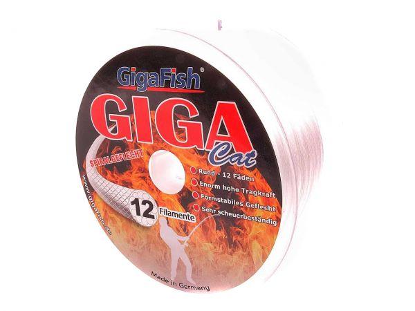 Giga Cat Hauptschnur - Spiralgeflecht