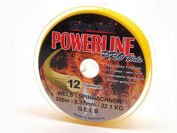 POWERLINE PROWELS SPIN - BLINKERSCHNUR