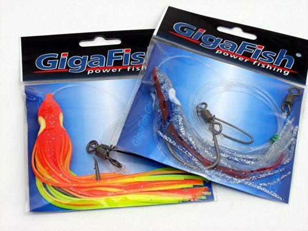 Oktopus 1 - Giga Fish Angelschnur