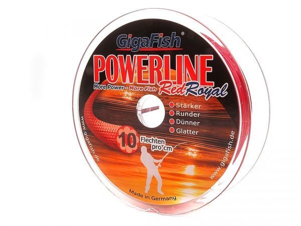Powerline Red Royal - ROT und STARK