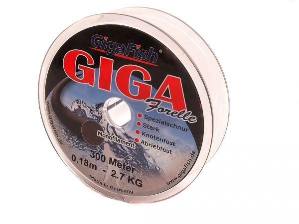 Giga Forelle - Angelschnur zum Forellenfischen
