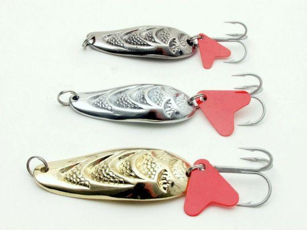 Weitwurf Blinker Box - GigaFish Angelschnur