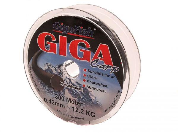 Giga Carp - Angelschnur zum Karpfenangeln